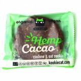 Cumpara ieftin Cookie cu seminte de canepa si cacao fara gluten eco 50g