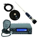 Cumpara ieftin Promotie statie radio CB Avanti Kappa + antena CB Sirio Turbo2000 + baza...