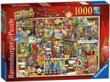 Puzzle Ravensburger - 1000 de piese - Colin Thompson : The Christmas Cupboard