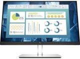 Monitor IPS LED HP 21.5inch E22 G4, Full HD (1920 x 1080), VGA, HDMI, DIsplayPort (Negru/Argintiu)