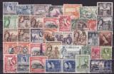 265 - lot timbre Colonii Anglia