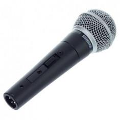Microfon Profesional cu Fir Supercardioid sm 58 shure