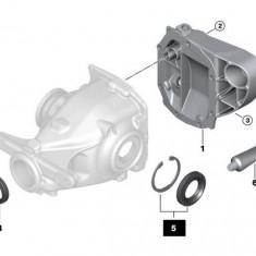 Simering Cu Inel Siguranta 90x44x10 BMW 1 (E81), 3 (E46), 5 (E60) 2.0-3.0D 04.98-12.11; 33107505604