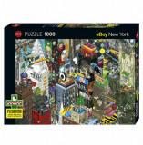 Cumpara ieftin Puzzle Heye New York Quest, 1000 piese