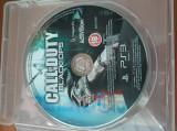 Joc Call of duty Black Ops, PS3, original, fără copertă, alte sute de titluri