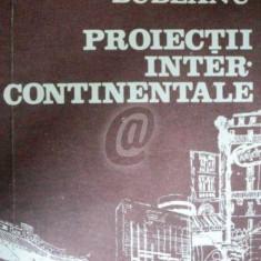 Proiectii intercontinentale