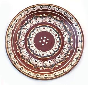 Farfurie ceramica,lut 25cm Devon foto