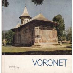 Voronet Petru Comarnescu