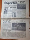 Sportul 10 octombrie 1977-10000 de spectatori au admirat-o pe nadia comaneci