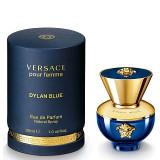 Versace Pour Femme Dylan Blue Eau de Parfum femei 30 ml