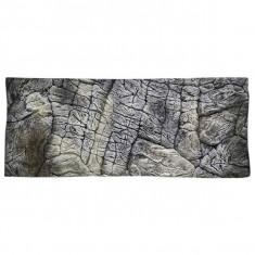 Fundal acvariu 3D 120 x 50 cm – GRI FIN