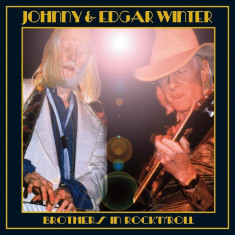 Johnny Edgar Winter Brothers In RockNRoll (cd)