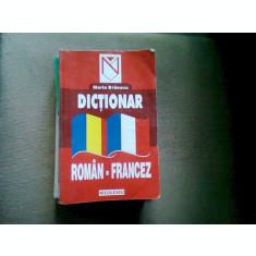 DICTIONAR ROMAN-FRANCEZ