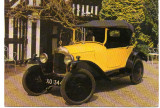 Germania, Automobil Citroen 1923