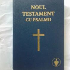 H0c Noul testament cu psalmii