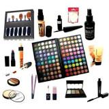 Kit makeup cu trusa 120 de culori nr 03 Twist