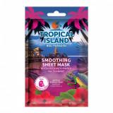 Masca de fata, Marion, Tropical Island Bali Paradise,roz , 1 bucata