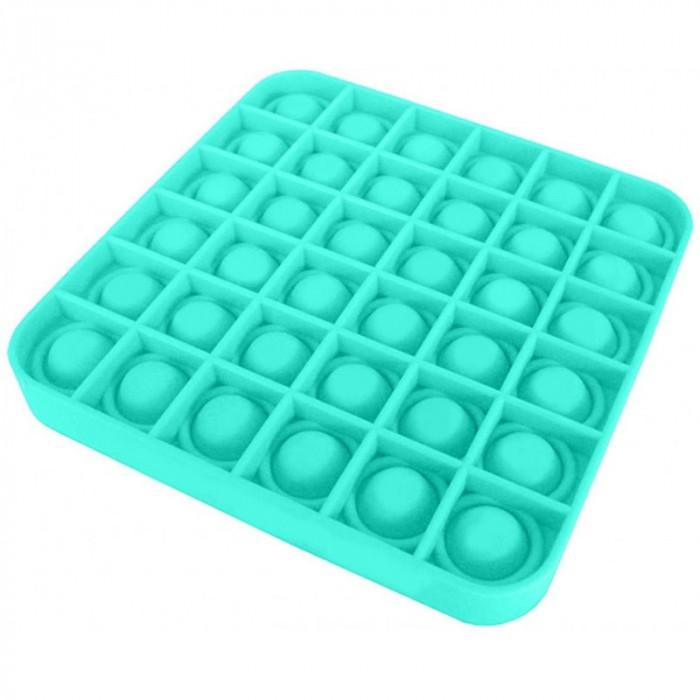 Push Bubble Fidget Juc?rie senzorial?, Autismul are nevoie special? de detensionare PATRAT