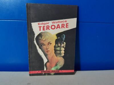 Edgar Wallace - Teroare foto