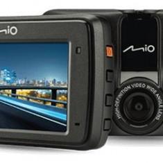 Camera video auto Mio MiVue 731, Full HD, Ecran 2.7inch, GPS (Negru)