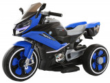 Motocicleta electrica pentru copii Eagle Blue