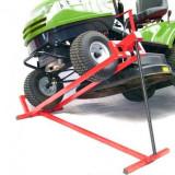 Dispozitiv pentru inclinare ATV-uri sau tractor de peluza
