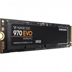 Ssd samsung 500gb 970 evo retail nvme m.2 pci-e rata