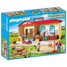 Cutie de joaca Casuta de la tara - Playmobil