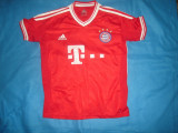 TRICOU ADIDAS DE COPII BAYERN MUNCHEN GOTZE ORIGINAL, S, Din imagine, De club