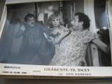 Film/teatru Romania - fotografie originala (25x19) - Grabeste-te incet