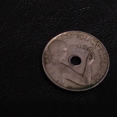 Monedă 20 centimos 1934 Spania