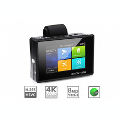 "IPC1800 plus 4"" IP Camera Tester monitor CCTV TVI CVBS Analog Video"