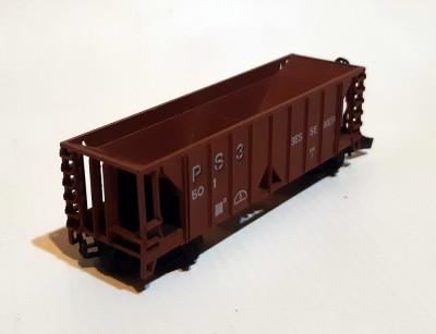 Vagon minereu, Arnold - scara N foto