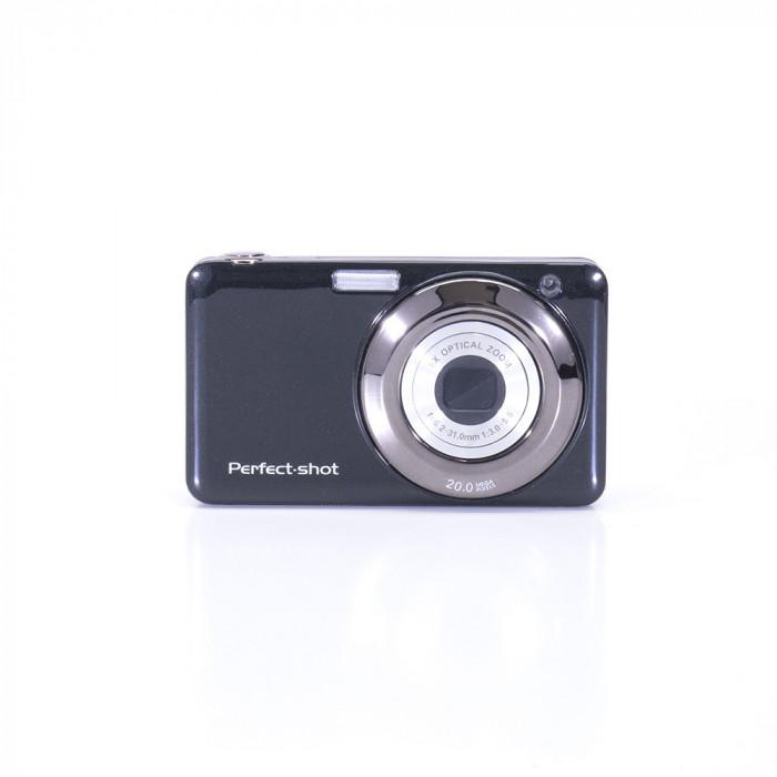 Resigilat : Camera foto digitala PNI Explorer M60 20MP 8X optic zoom display LCD 2