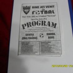 program        Cetatea  Fagaras  -  Bihorul  Beius