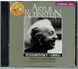 CEAIKOWSKI / GRIEG : Piano concertos  ( CD )