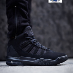 """GHETE ORIGINALE 100%  Nike Air Jordan Max Aura """" Black """" nr 40"""