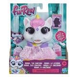 Unicornul fantastic si interactiv FurReal Airina, Multicolor, Hasbro