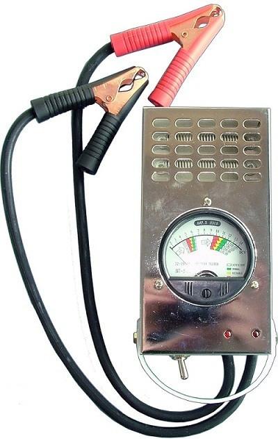 Tester baterii auto 32A-195A - 111097