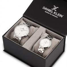 Set ceasuri pentru dama si barbati, Daniel Klein Pair, DK11746-1P