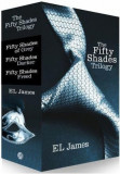 Box Fifty Shades - 3 volume