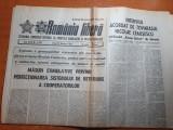 romania libera 10 februarie 1989-art. topolovatu mare timis,galati ,bacau valcea