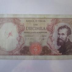 Italia 10 000 Lire 1962