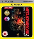 Joc PS3 Metal Gear Solid 4 Platinum