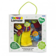 Lamaze- Set bebelusi sostete si mansete