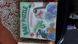 Baby puzzle dinozauri D-toys