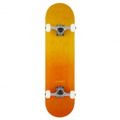 Skateboard Rocket Double Dipped Orange 8 inch