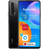 Smartphone Huawei P Smart 2021, Dual Sim, 6.67 Inch, Octa Core, 4 GB RAM, 128 GB Flash, Android 10, 5 Camere, Midnight Black
