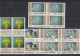 ROMANIA 1982  LP 1059  REPRODUCERI DE ARTA  SABIN BALASA  BLOCURI DE 4   MNH