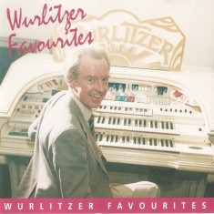 CD  Wurlitzer Favourites, original